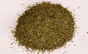 This image has an empty alt attribute; its file name is dried-Peppermint.jpg
